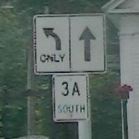 Confusing road sign.